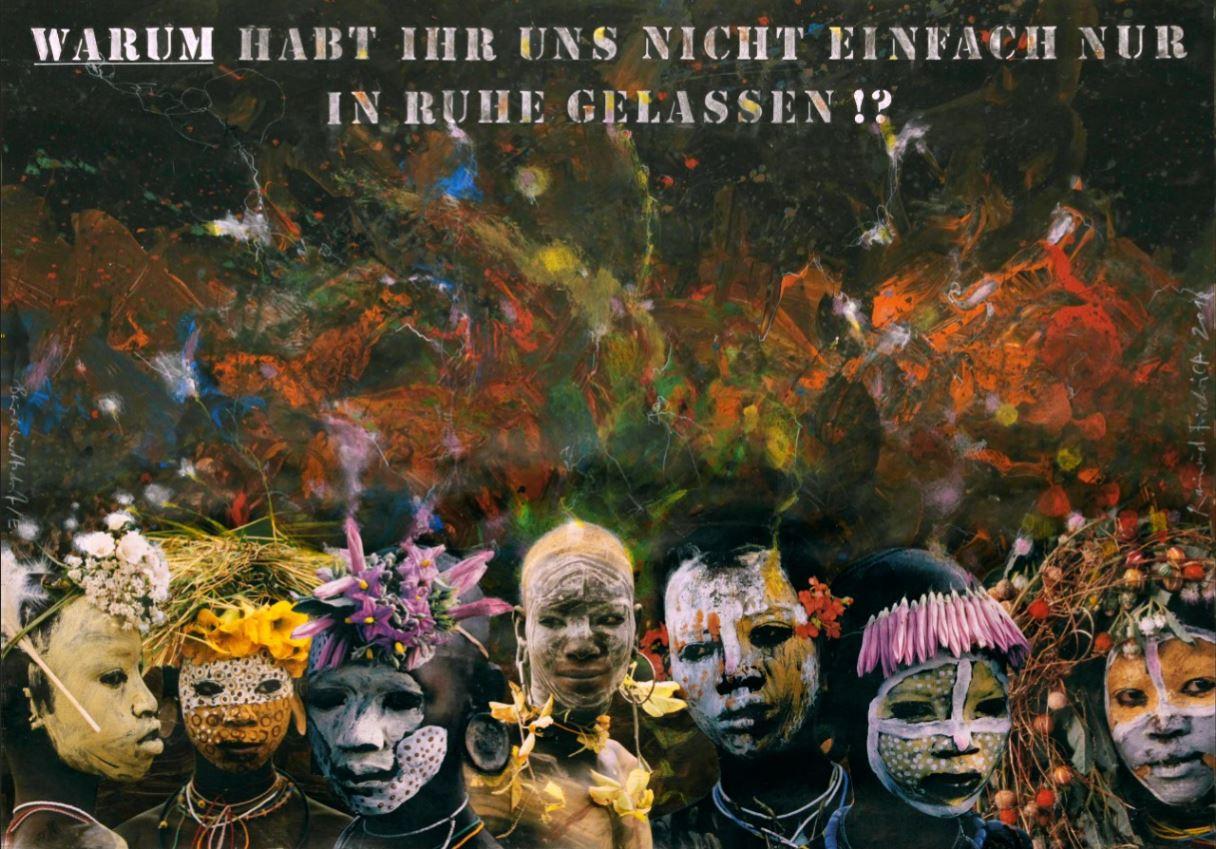 Kunst von Raimund Friedrich